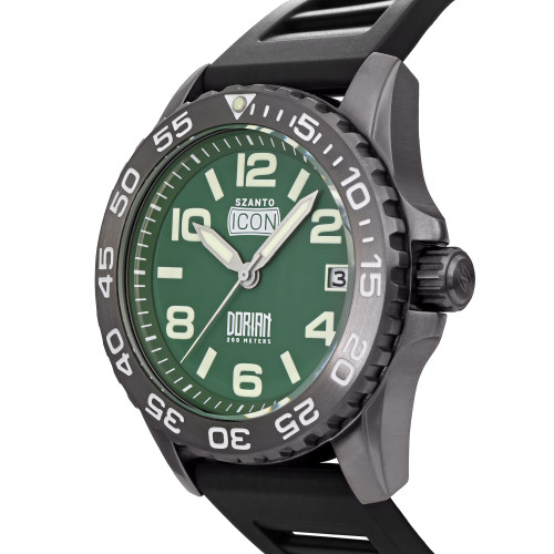 Szanto Sigature ICON Shane Dorian Gun Green Black (ICSD5303)