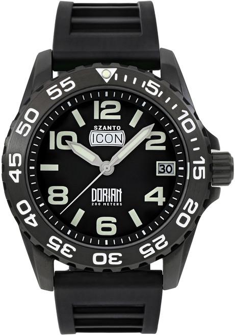 Szanto Sigature ICON Shane Dorian Black Black Black (ICSD5304)