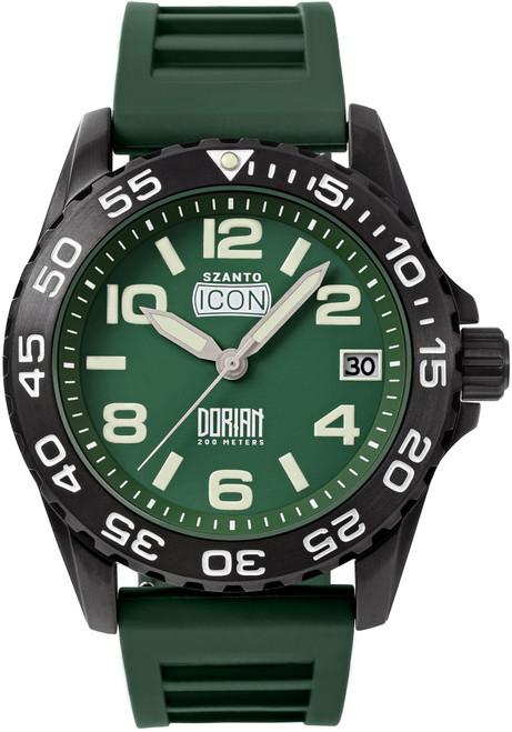Szanto Sigature ICON Shane Dorian Black Green Green (ICSD5305)