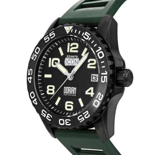 Szanto Sigature ICON Shane Dorian Black Black Green (ICSD5306)