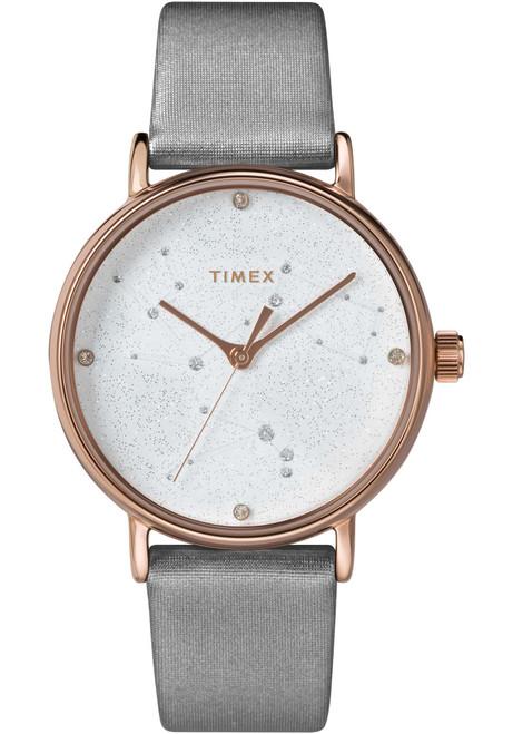Timex Celestial Opulence 37mm Rose Gold Gray (TW2T87500)