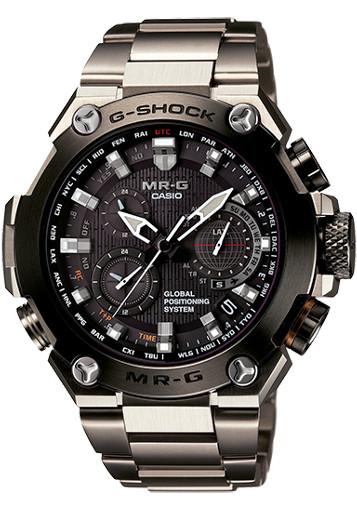 G-Shock MR-G GPS Atomic Solar Hybrid - Ultra Limited Edition MRGG- a081509fa