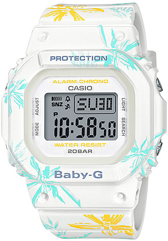 450c66f2a940 G-Shock Baby-G Summer Floral Black (BGD560CF-1) ...