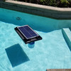 Savior 5000 Gallon Pool or Spa 30-watt Solar Pump and Filter System Solar Pool Cleaner