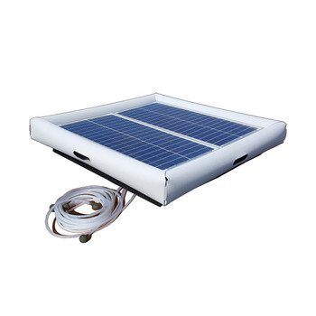 Savior Aerator Pool Spa Pond 60-watt Solar Powered System