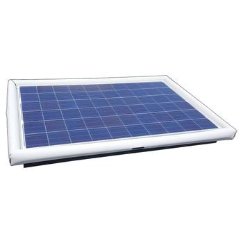 Pond Airlift 600 LP Solar Hybrid 1kW 100,000 GPH - 100,000 Gallons