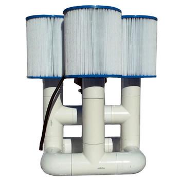 Savior Spa Cover Solar Powered - Underwater Bottom Base: