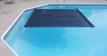 Savior Floating Solar Thermal Water Heater