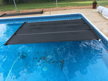 Savior Floating Solar Thermal Water Heater Kit - Made in the USA!