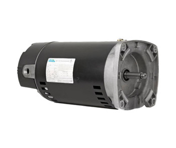1 HP Square Flange 56Y Reman Motor