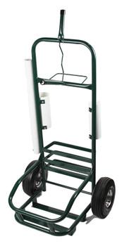 Green Service Cart