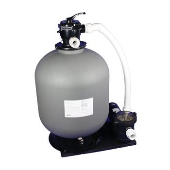 1 HP 100 lb Sand Filter System