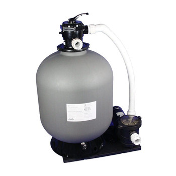 2 HP 300 lb Sand Filter System
