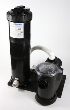 Solar Cartridge Filter System