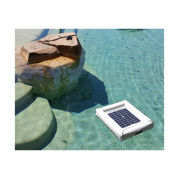 Savior Ionizer Generator Pool Spa Pond 10-watt Solar Powered 5000 Gallon