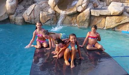 Start your Summer Off Right! EVA Water Mats