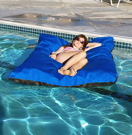 Savior Water Comforter Lounger Float
