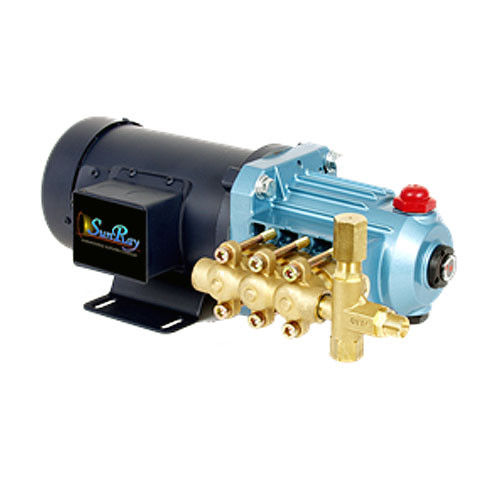 SunRay SIJ Pump Brush Type Plunger Pump 2.3GPM 750PSI Brush Type Motor