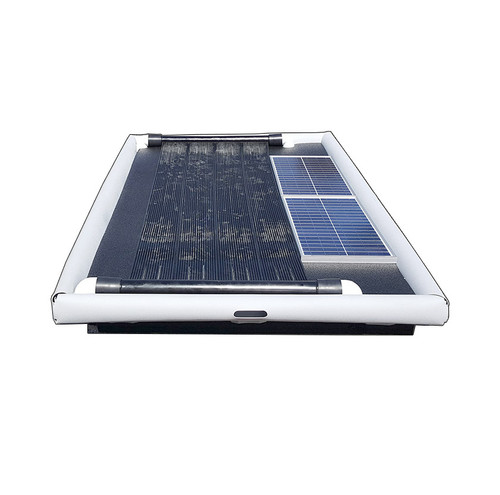 Pond De-Icer Floating Solar Water Heater