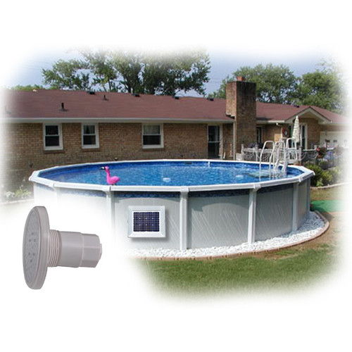 Above Ground Pool Magnet Wireless Power SMD LED Light System 1