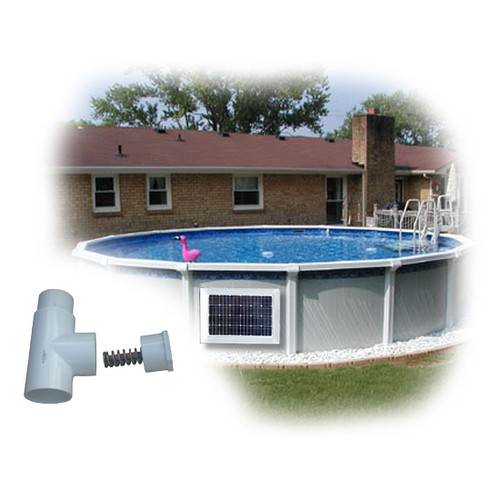 Above Ground Pool Magnet Wireless Power Ionizer System