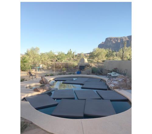Savior Pool Floating Cover OS
