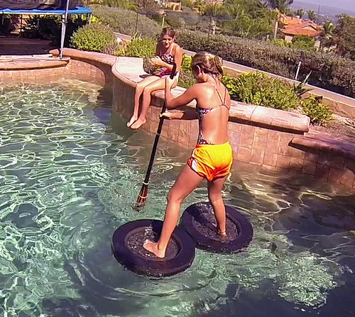 Ninja Water Shoes - Glide On Top Of The Water OP