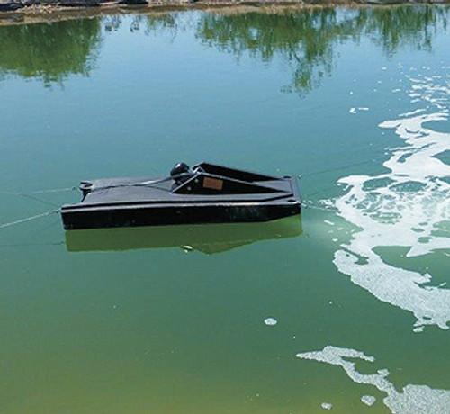 SunRay Water Aerator System Pond Aspirator Aerator and Circulation OS