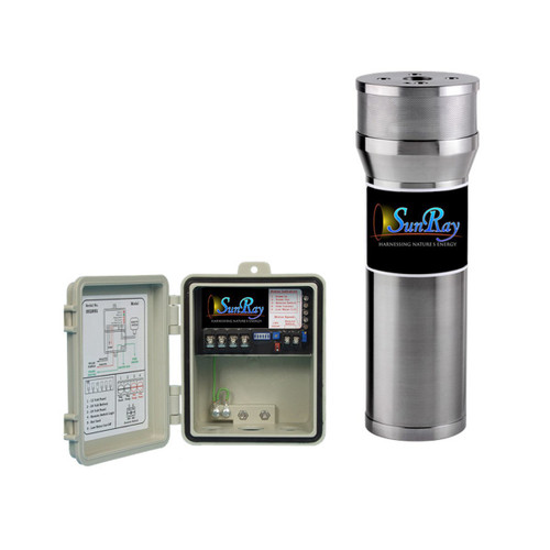 SunRay Solar Well Pump SDS-QL-135 Solar Submersible Pump 4-5gpm 40'tdh