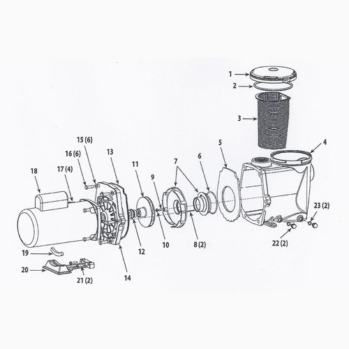 Parts For QuietFlo Pumps