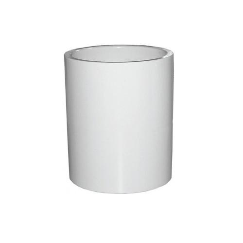 Natural Current 1/2 in. Spigot x Spigot PVC Pipe Fittings Connector Adaptors 25 per box
