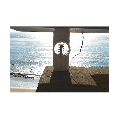 Savior Ionizer Generator Pool Spa Pond 10-watt Solar Powered 5000 Gallon