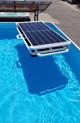 Savior 40000 Gallon Pool 500-watt Solar Pump and Filter System Solar Pool Cleaner