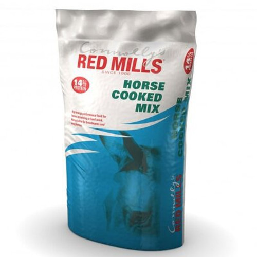 Horse Cooked Mix 14% 25kg