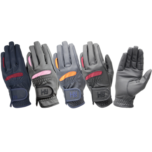 Hy Lightweight Riding Gloves