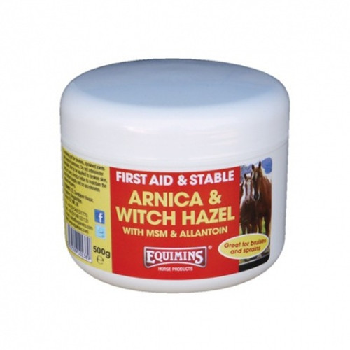 Equimins Arnica & Witch Hazel Gel 250G