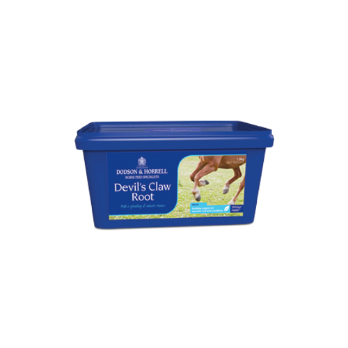 D&H Devils Claw Root 1.5Kg Tub