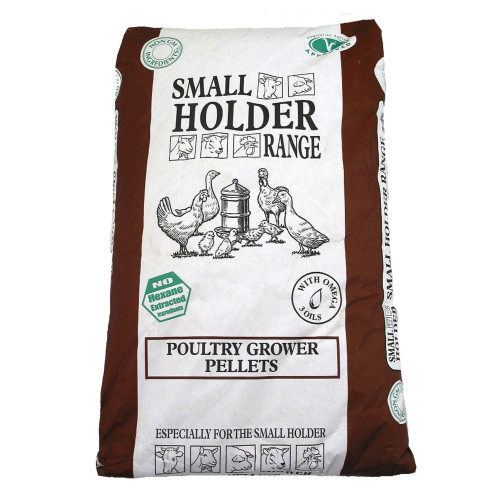 Poultry Growers Pellets 20Kg