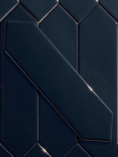 Clayton 3x12- Black Picket