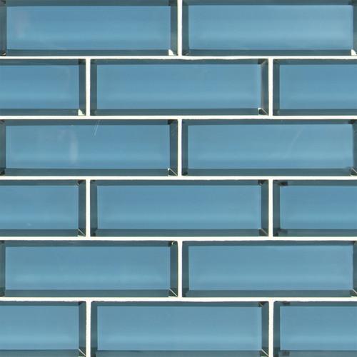2x6 Subway - Turquoise Blue