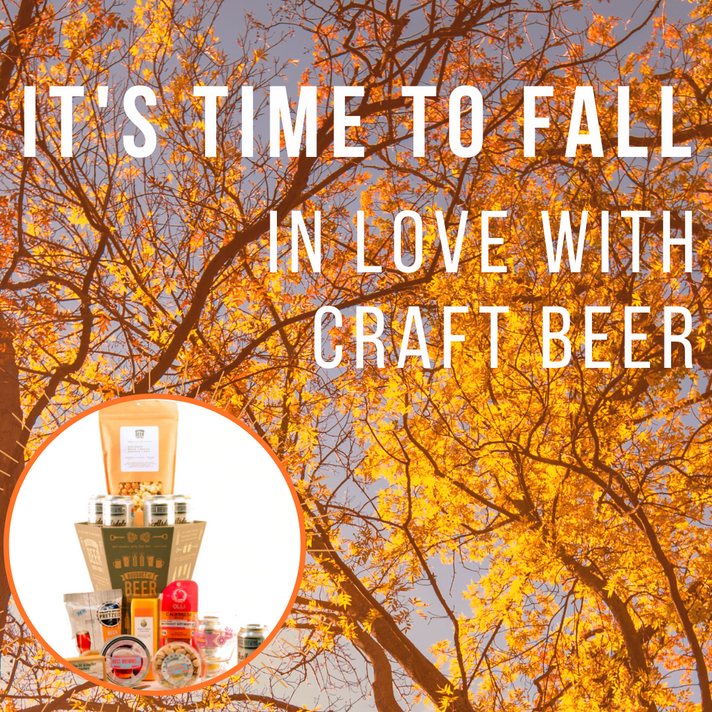 It's time to Fall in love with craft beer