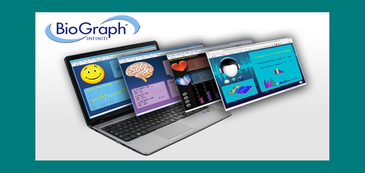 Thought Technology announces the release of BioGraph Infiniti V6.2 Update