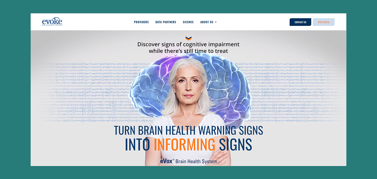 Thought Technology is Pleased to Announce a Joint Distribution Agreement with Evoke Neuroscience for its eVox® System