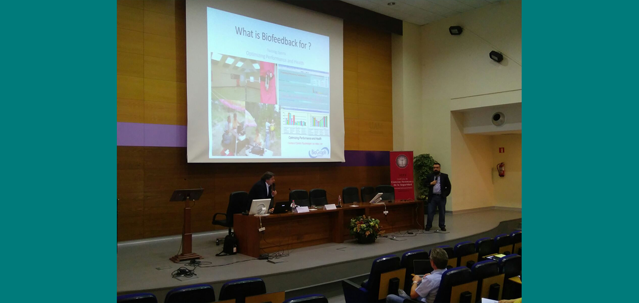 Frank DeGregorio Presenting @ CongresoNeuroterapias