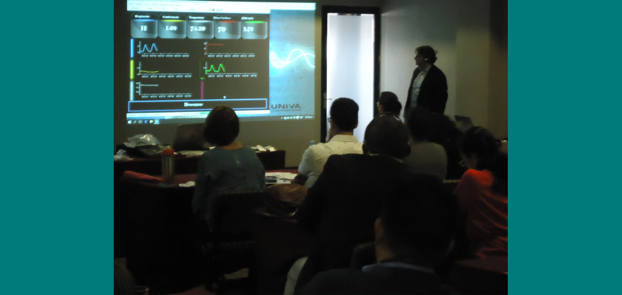BioGraph Infiniti Workshop in Mexico