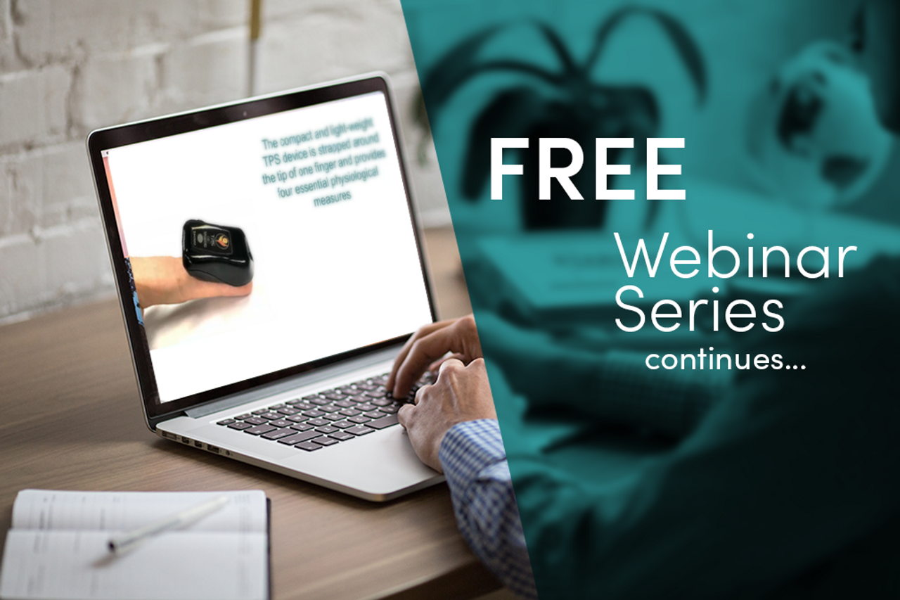 FREE WEBINAR SERIES: Back in the Groove: Post-Corona Stress Management for Medical Staff