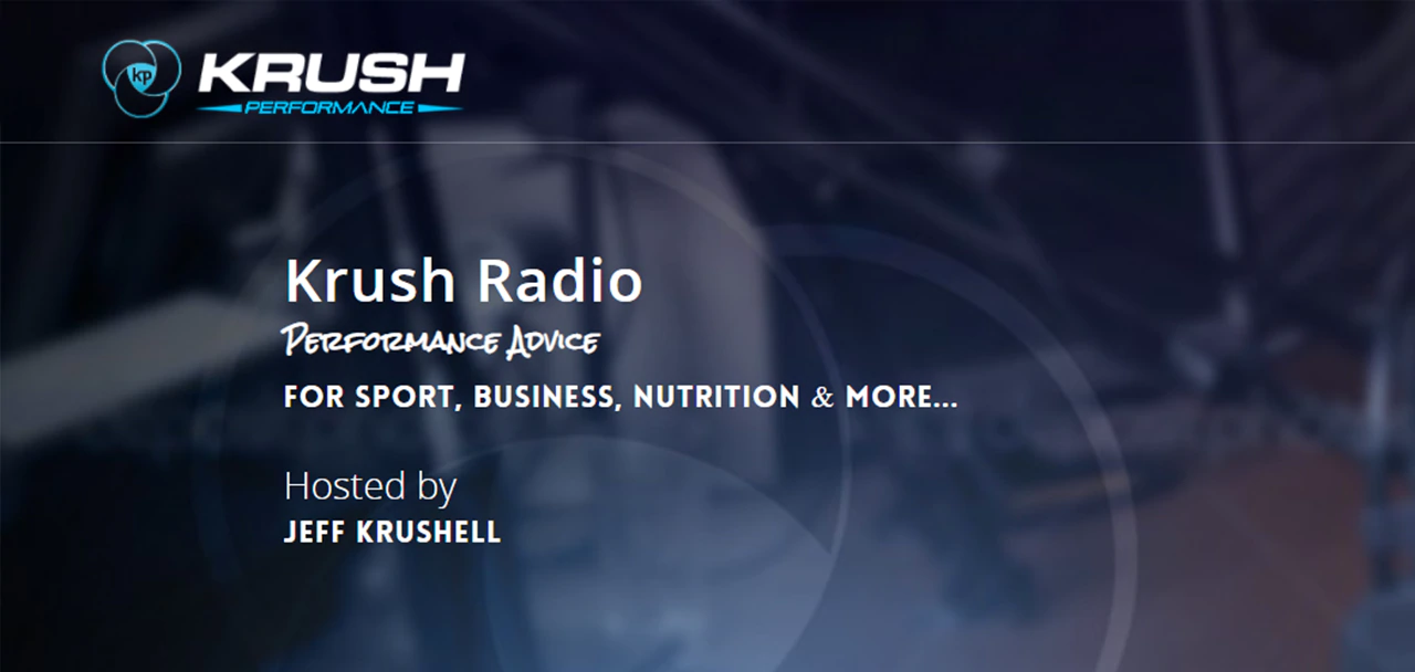 Thought Technology Ltd. Featured on Krush Performance Podcast Series Highlighting the Role of the Brain in Peak Performance Training