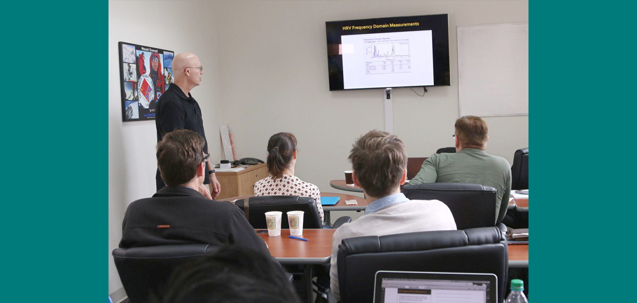How to increase the Impact of HRV biofeedback workshop with Fred Shaffer