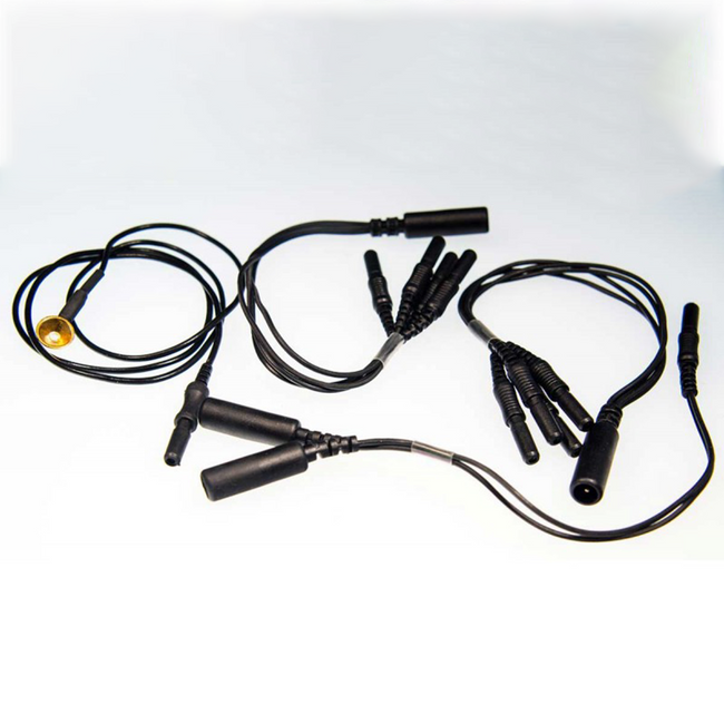 TT-EEG 4 Channel Connectivity Kit 24in, 61cm (requires four T8750) - T8761