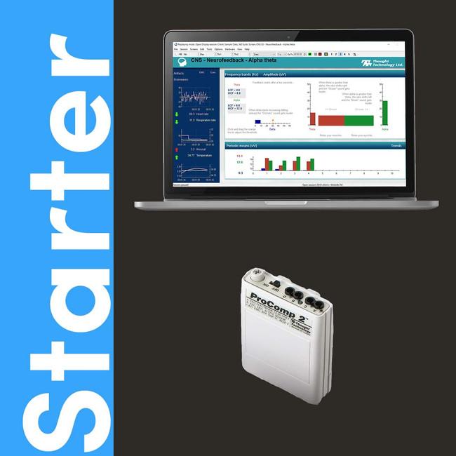 Neurofeedback Starter System